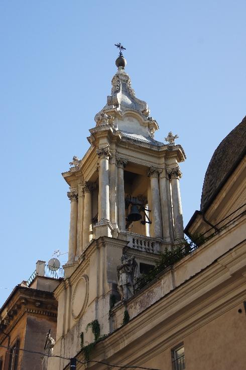 Glockenturm der Santa Maria dei Miracoli