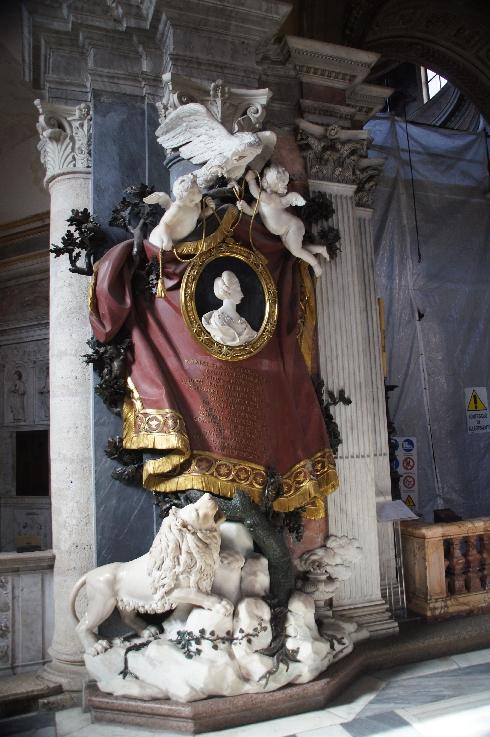 Grab von Maria Flaminia Odescalchi Chigi