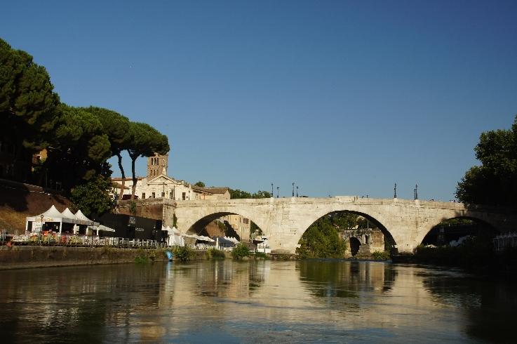 12. Ponte Cestio