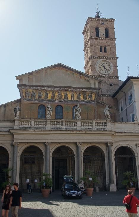San Maria in Trastevere