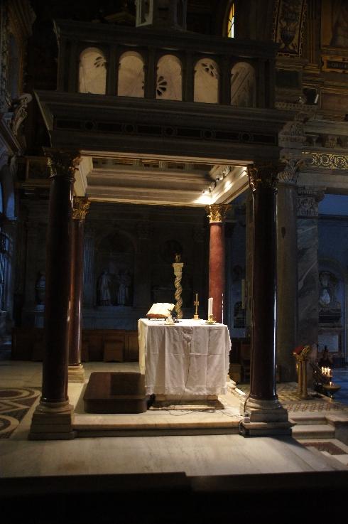 Altar San Mari