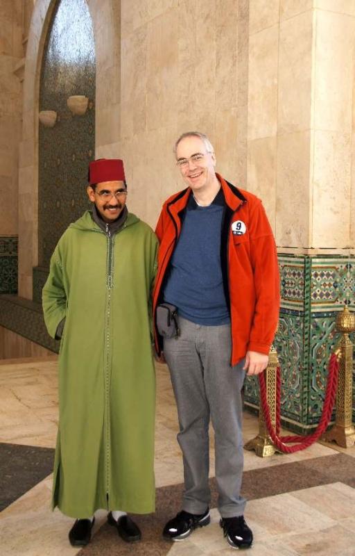 Der Marokkaner war wirklich ein ganz netter