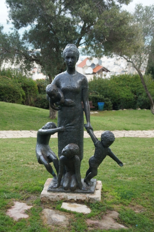 Skulpturengarten Haifa