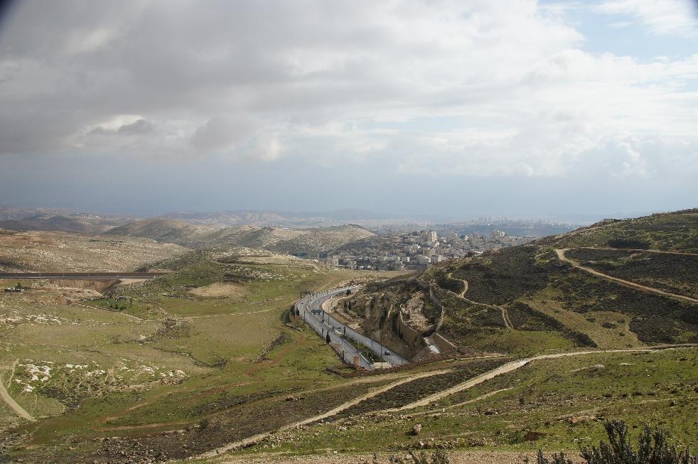 Jerusalem Blick vom Ölberg