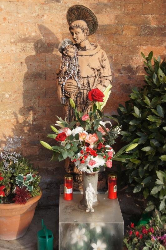 Statue San Michele