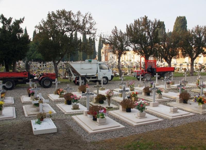 Gräberfeld San Michele