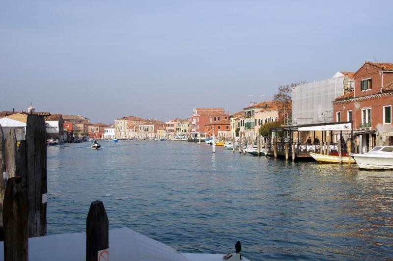 Kanäle Murano