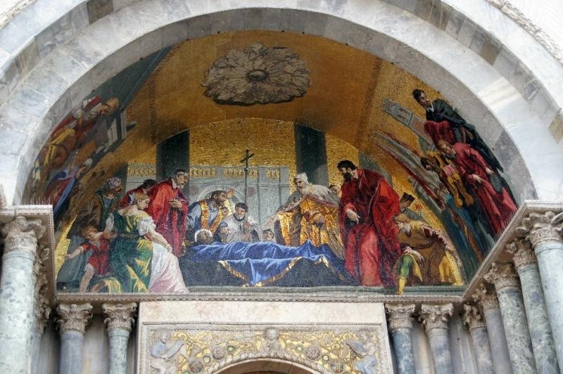 Lunetta Venedig Dom