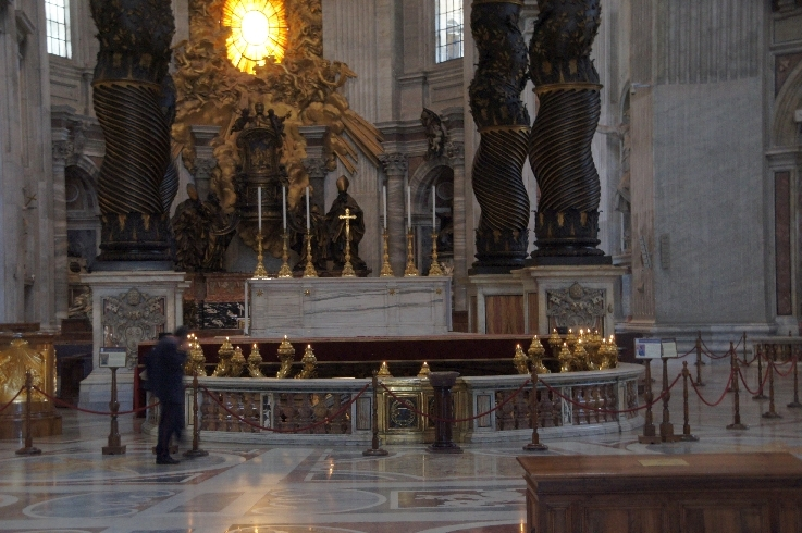 Papstaltar