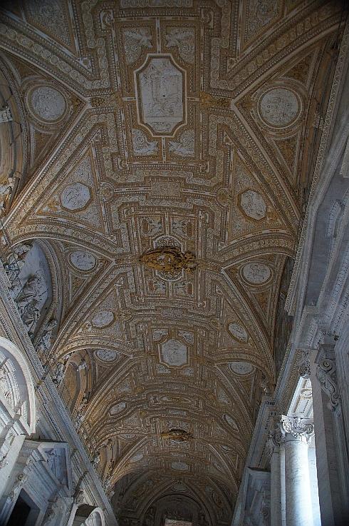 Atrium von Carlo Maderno