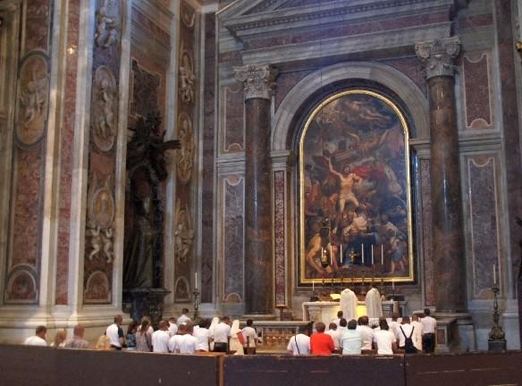 Kapelle des Heiligen Sebastian