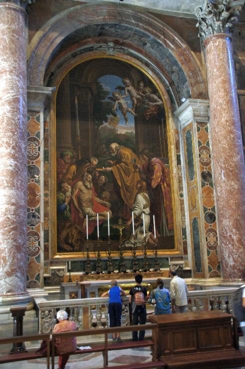 Altar von St. Hieronymus