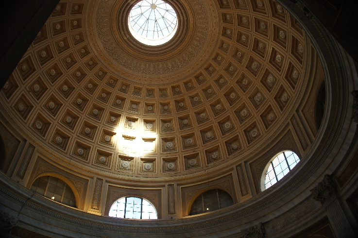 Kuppel Sala Rotonda