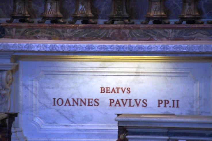 Sarg Johannes Paul II,