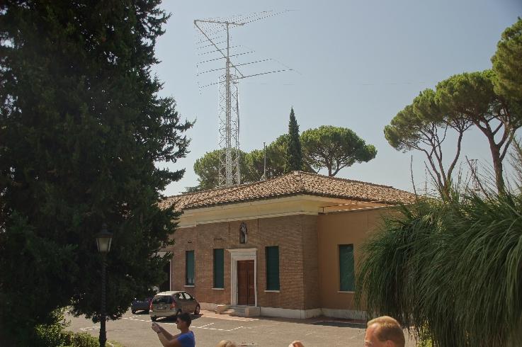 Studios Radio Vatikan
