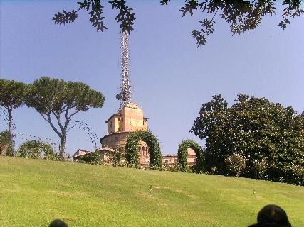 Sendemast Radio Vatikan