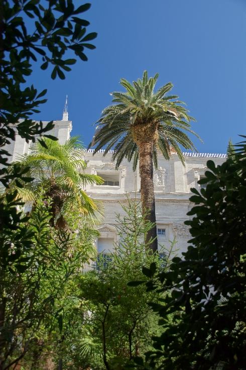 Campo Santo Teutonico – eine grüne Oase