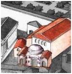 Tempel des Romolus