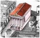 Tempel der Venus und Roma