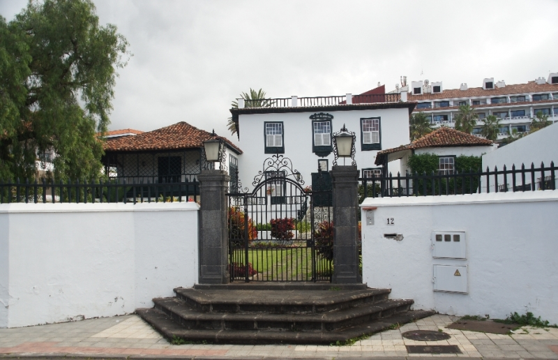 Calle de Agatha Christie
