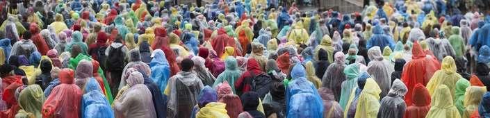 Nicht jede Regenjacke ist eine Softshell, doch es wird mehr.