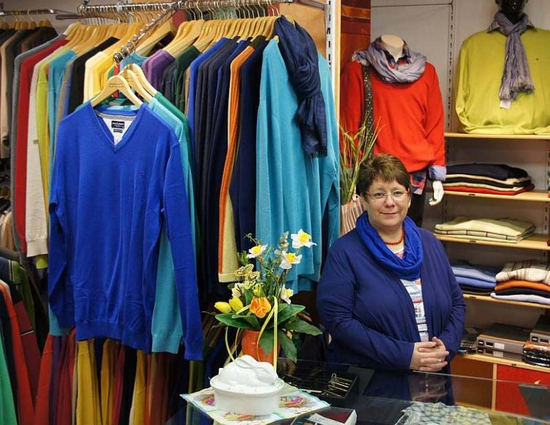 Schultze mit tz bietet Mode in Übergrößen