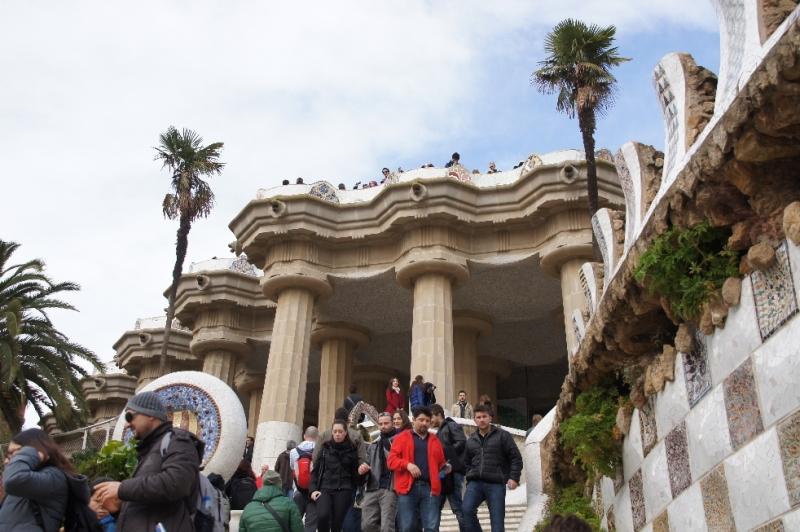 Säulenhalle