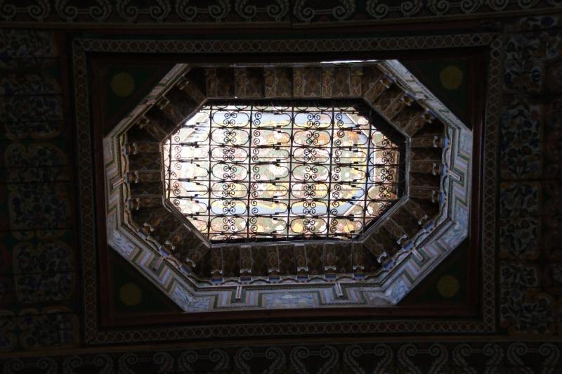 Kein Wunder, dass der Palast heute zum Unesco-Weltkulturerbe gehört.