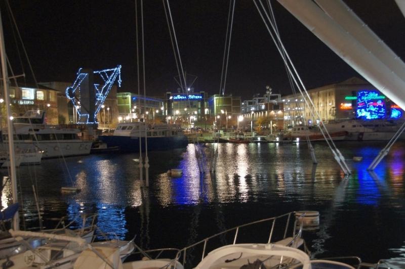 Blick in den Alten Hafen