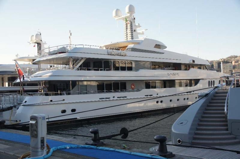 Yacht TRIDENT Gebaut für Charter wurde die 65,22 Meter Yacht im Jahr 2009. Sie soll jeden erdenklichen Komfort für diejenigen an Bord bieten. Das sind 14 Gäste in 7 Kabinen und 15 Personen Bordpersonal.