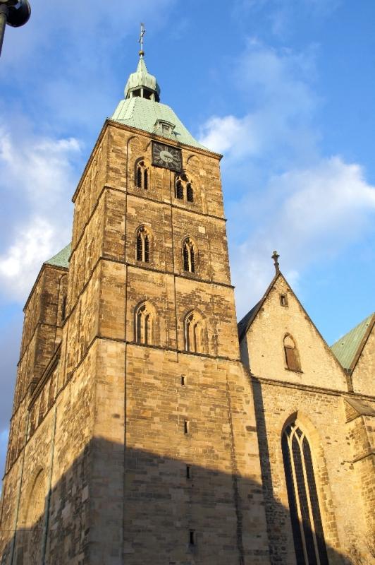 Johanniskirche Seitenansicht