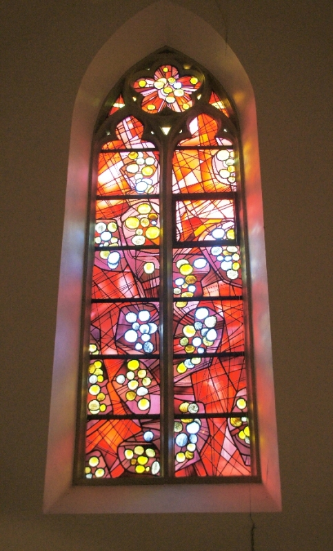 Fenster der Anbetungskapelle