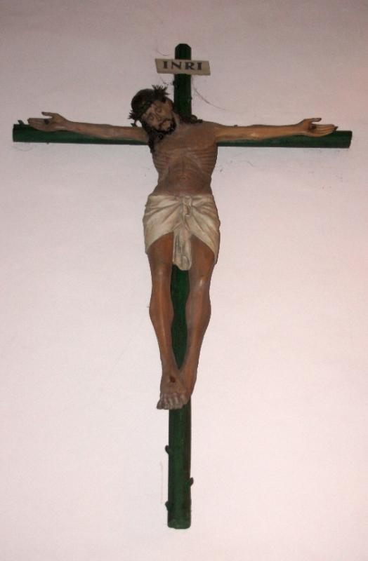 Kreuz in der Anbetungskapelle