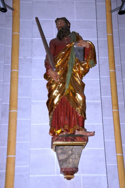 Paulus mit dem Schwert