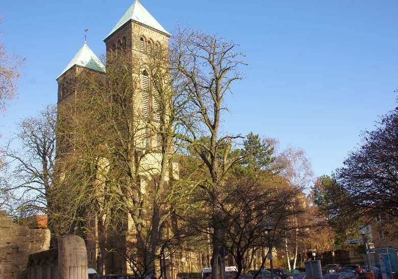 Sie war der erste Neubau einer römisch-katholischen Kirche nach der Reformation.