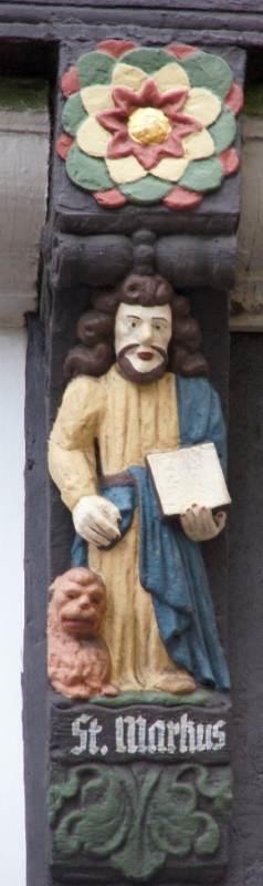 Evangelist Markus