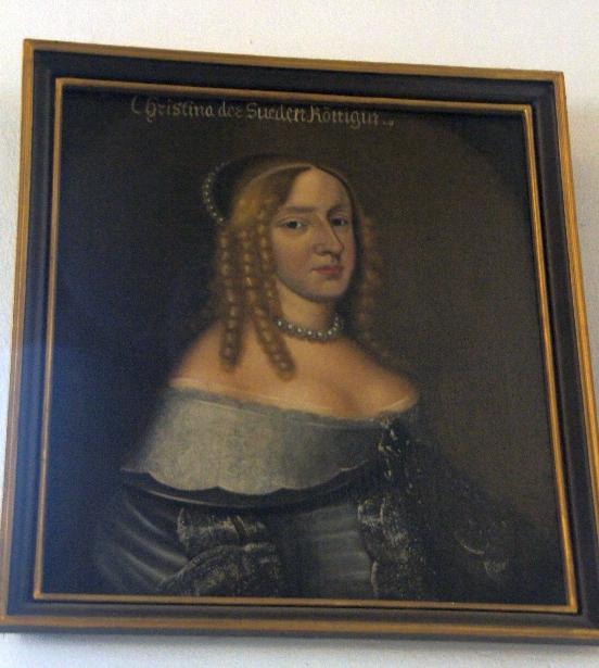 Königin Christine von Schweden (1626-1689)