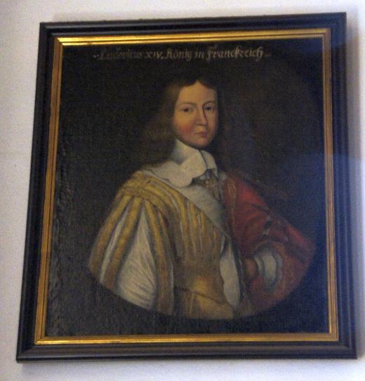 Sonnenkönig Ludwig XIV (1638-1715)