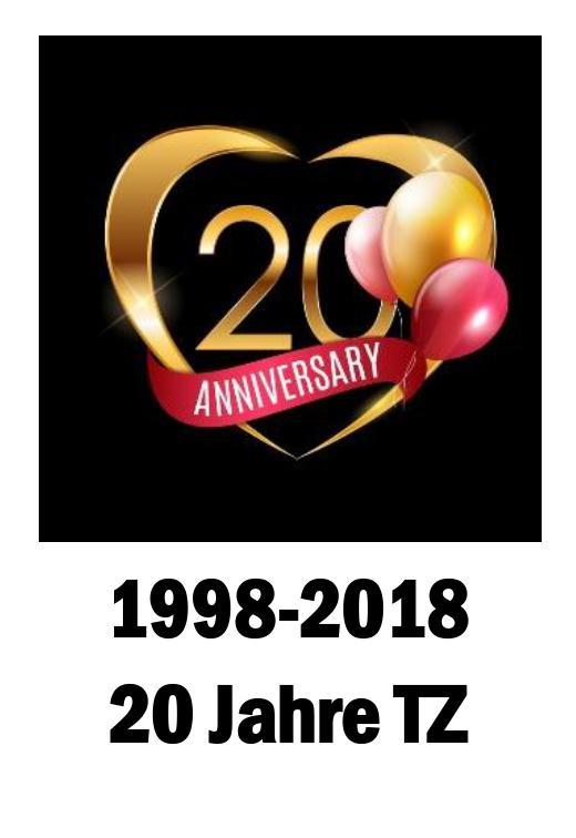 20. Geburtstag Schultze mit tz